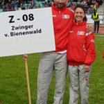 Remus si Simina Nicula, Nurnberg, 2017 - Canisa von Bienenwald