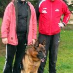 Remus Nicula, Tyson vom Kottersbusch si Werner Kotters